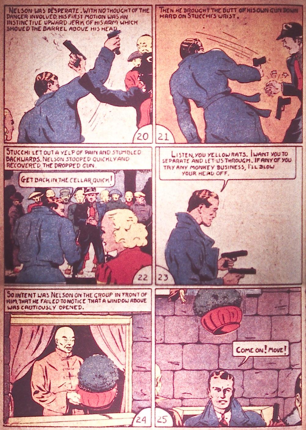 Detective Comics (1937) 6 Page 25