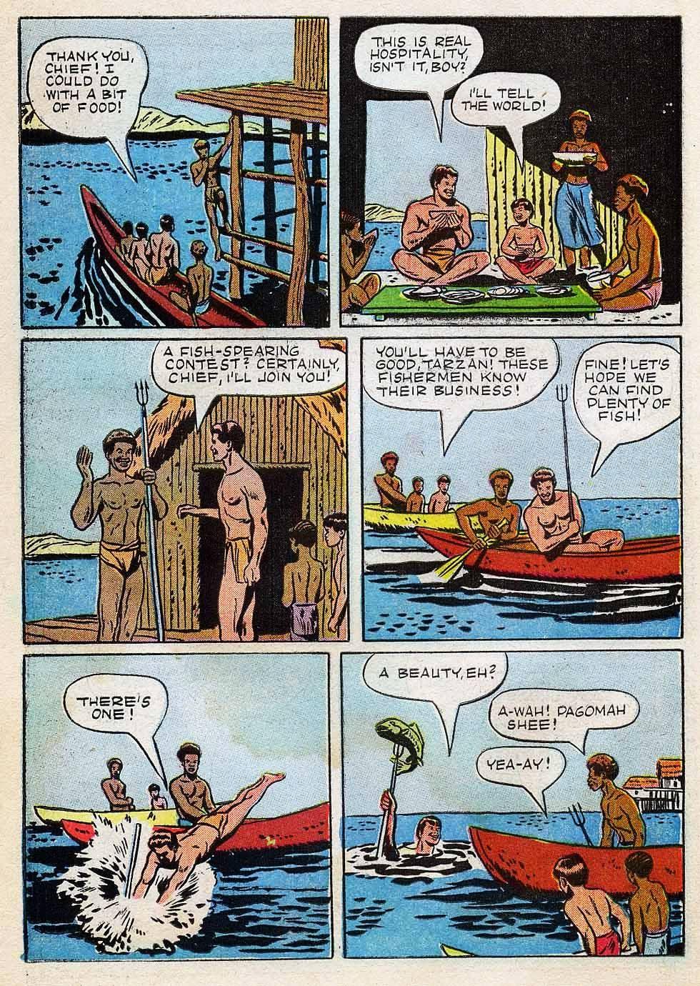 Tarzan (1948) issue 7 - Page 26