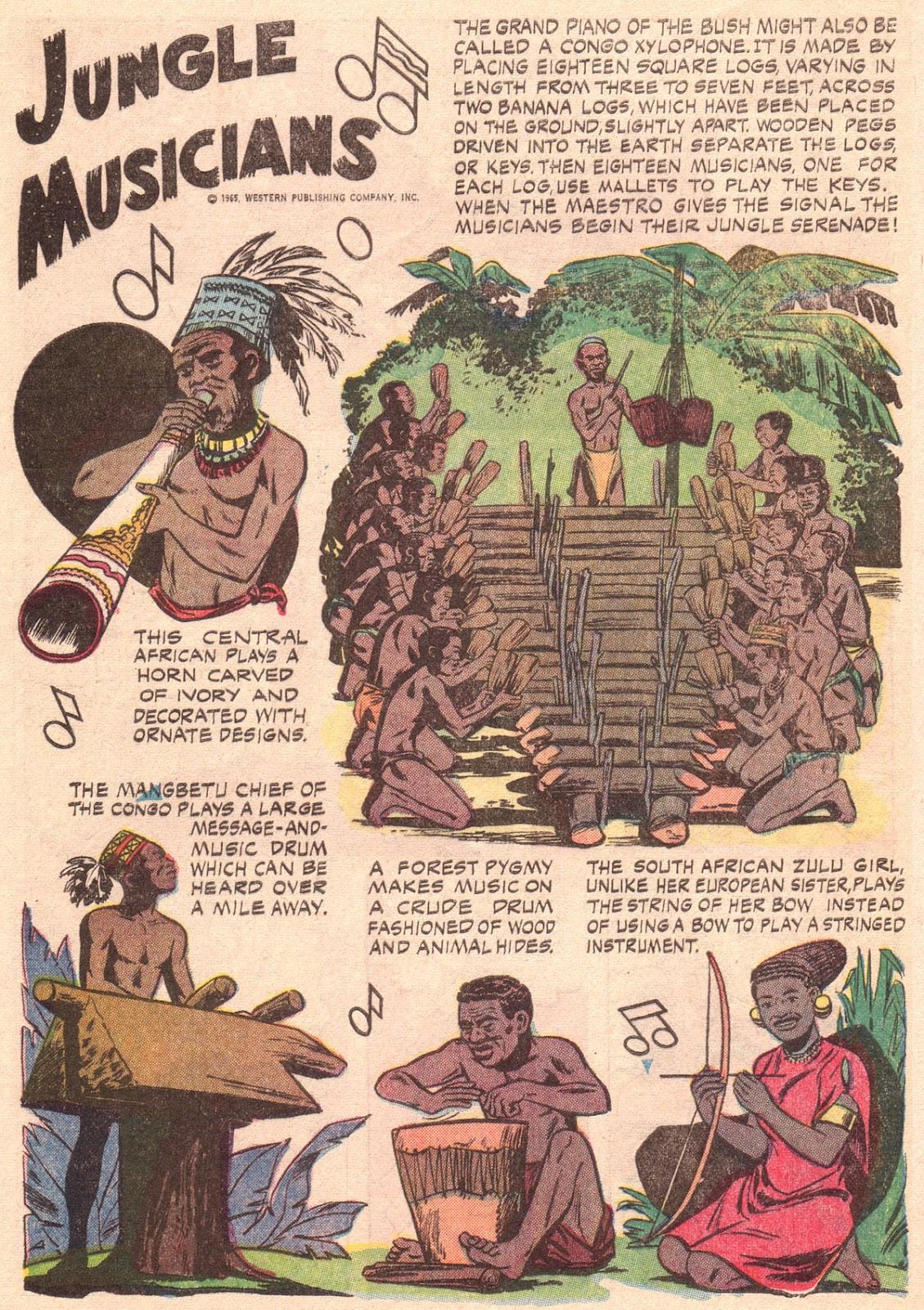 Korak, Son of Tarzan (1964) issue 35 - Page 32
