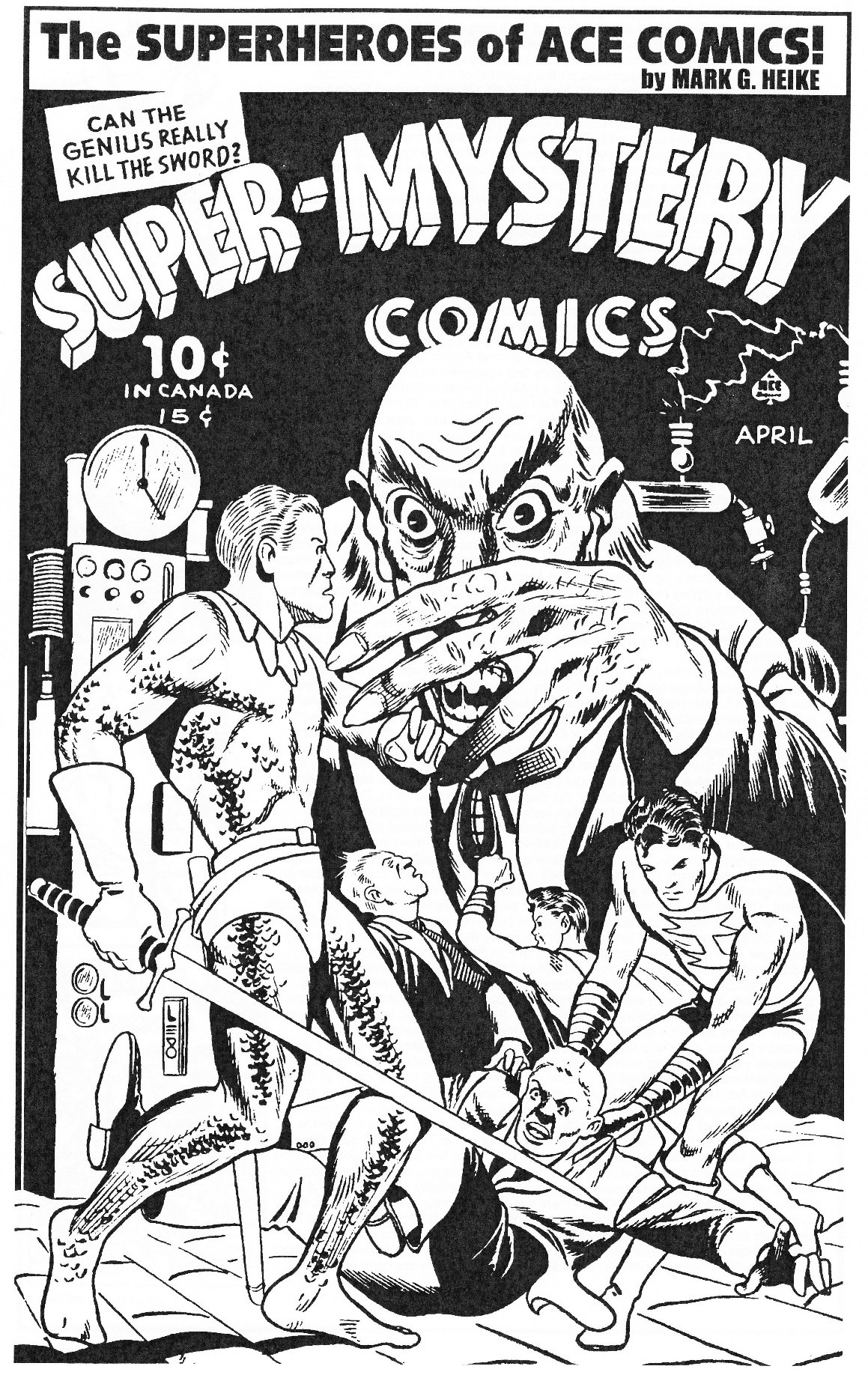 Read online Men of Mystery Comics comic -  Issue #81 - 63
