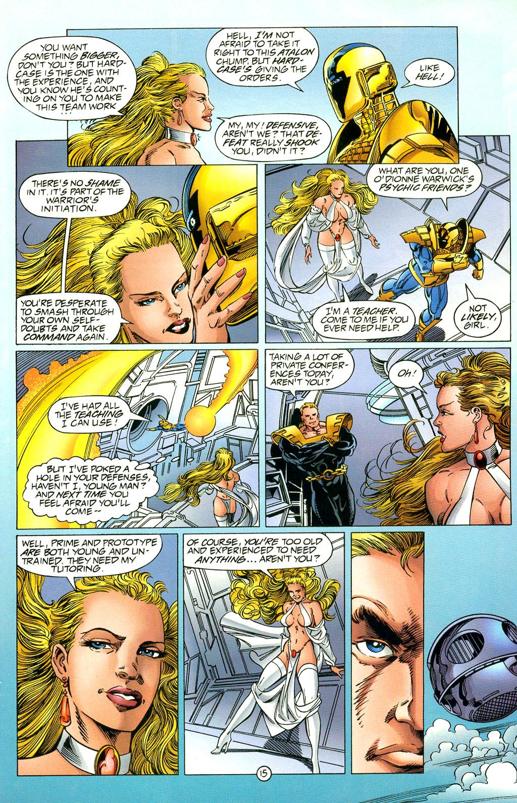 Read online UltraForce (1994) comic -  Issue #2 - 16