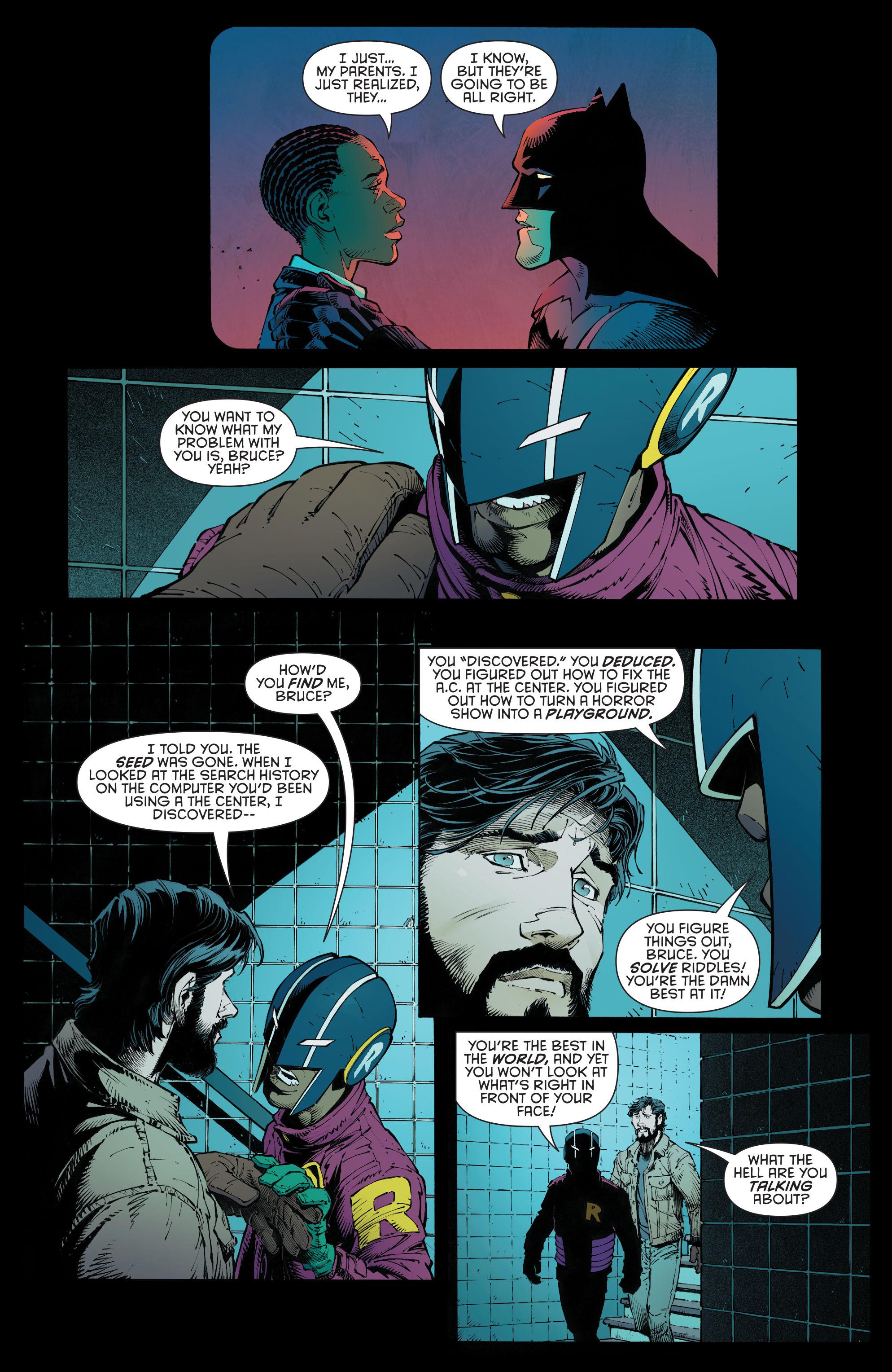 Read online Batman (2011) comic -  Issue # _TPB 9 - 43