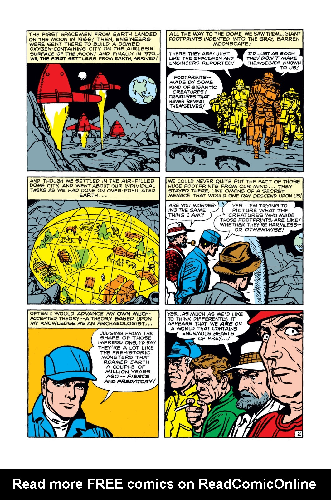 Tales of Suspense (1959) issue 6 - Page 23