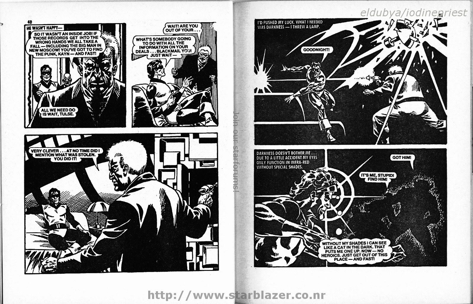 Starblazer issue 207 - Page 22