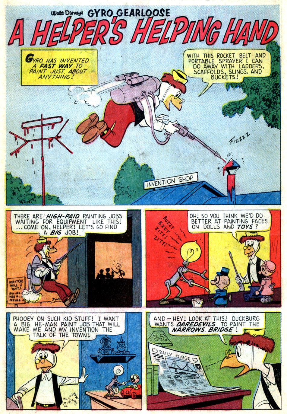 Read online Uncle Scrooge (1953) comic -  Issue #46 - 26