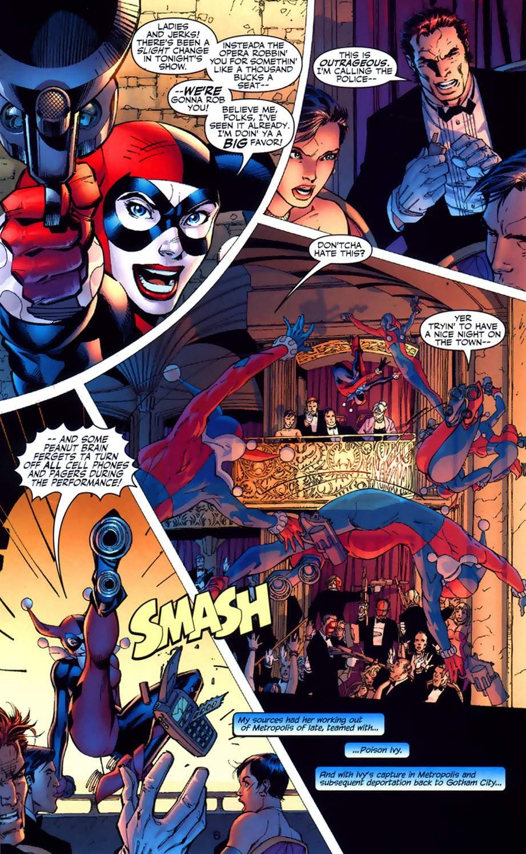 Read online Batman: Hush comic -  Issue #6 - 6