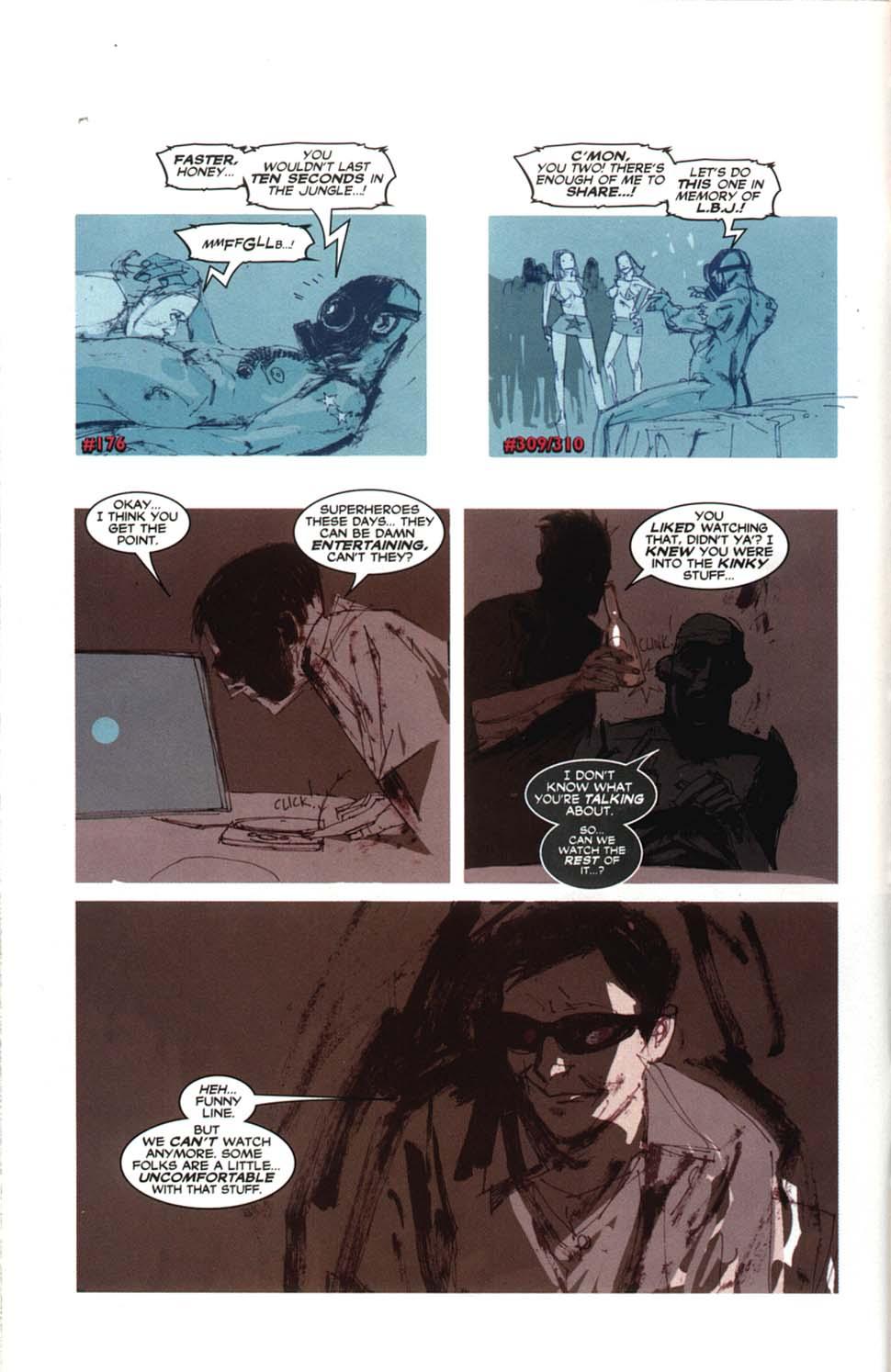 Read online Automatic Kafka comic -  Issue #9 - 8