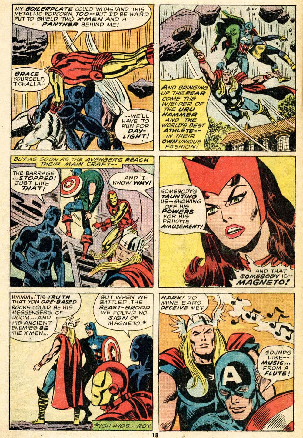 The Avengers (1963) 110 Page 13