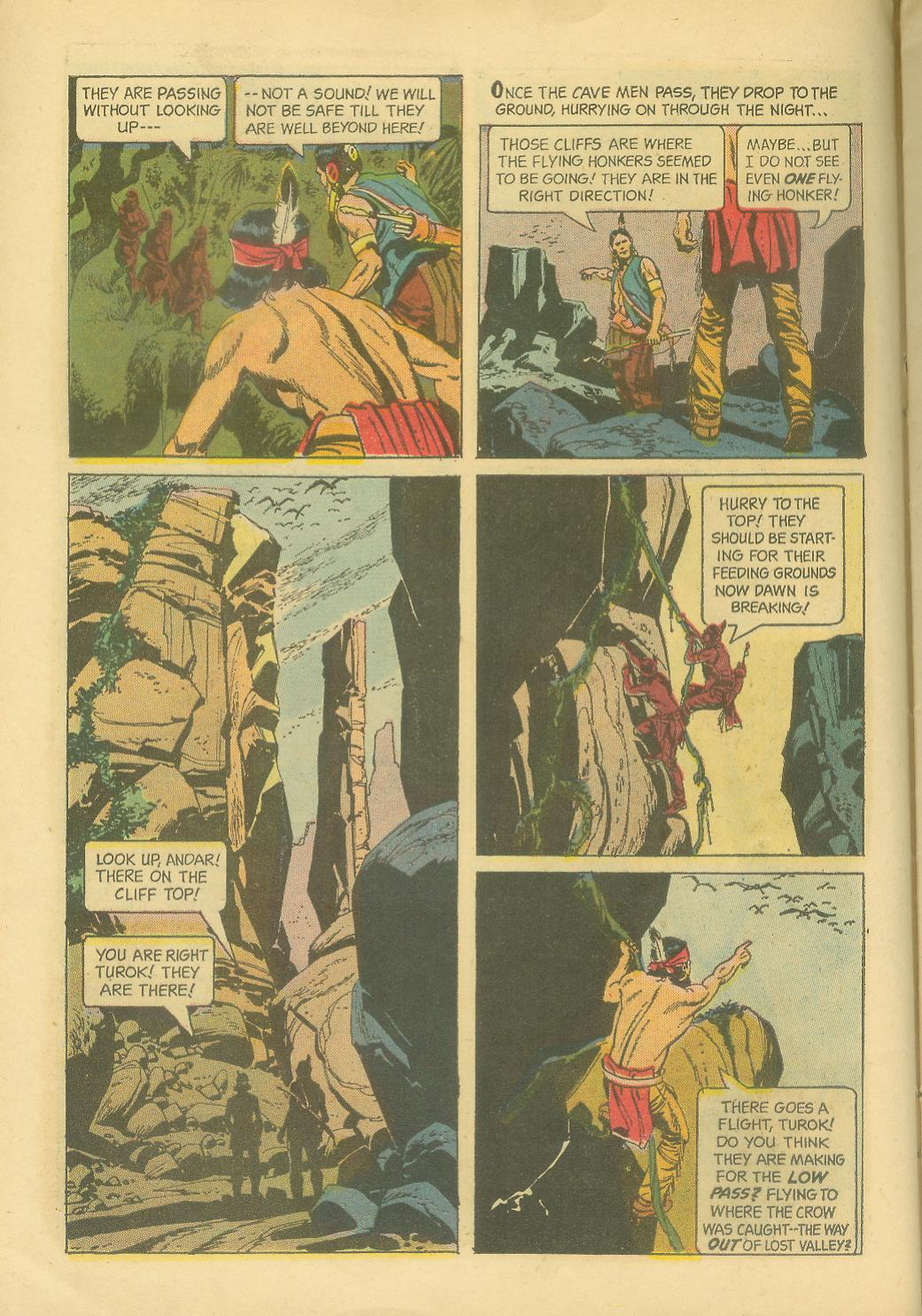 Read online Turok, Son of Stone comic -  Issue #30 - 10