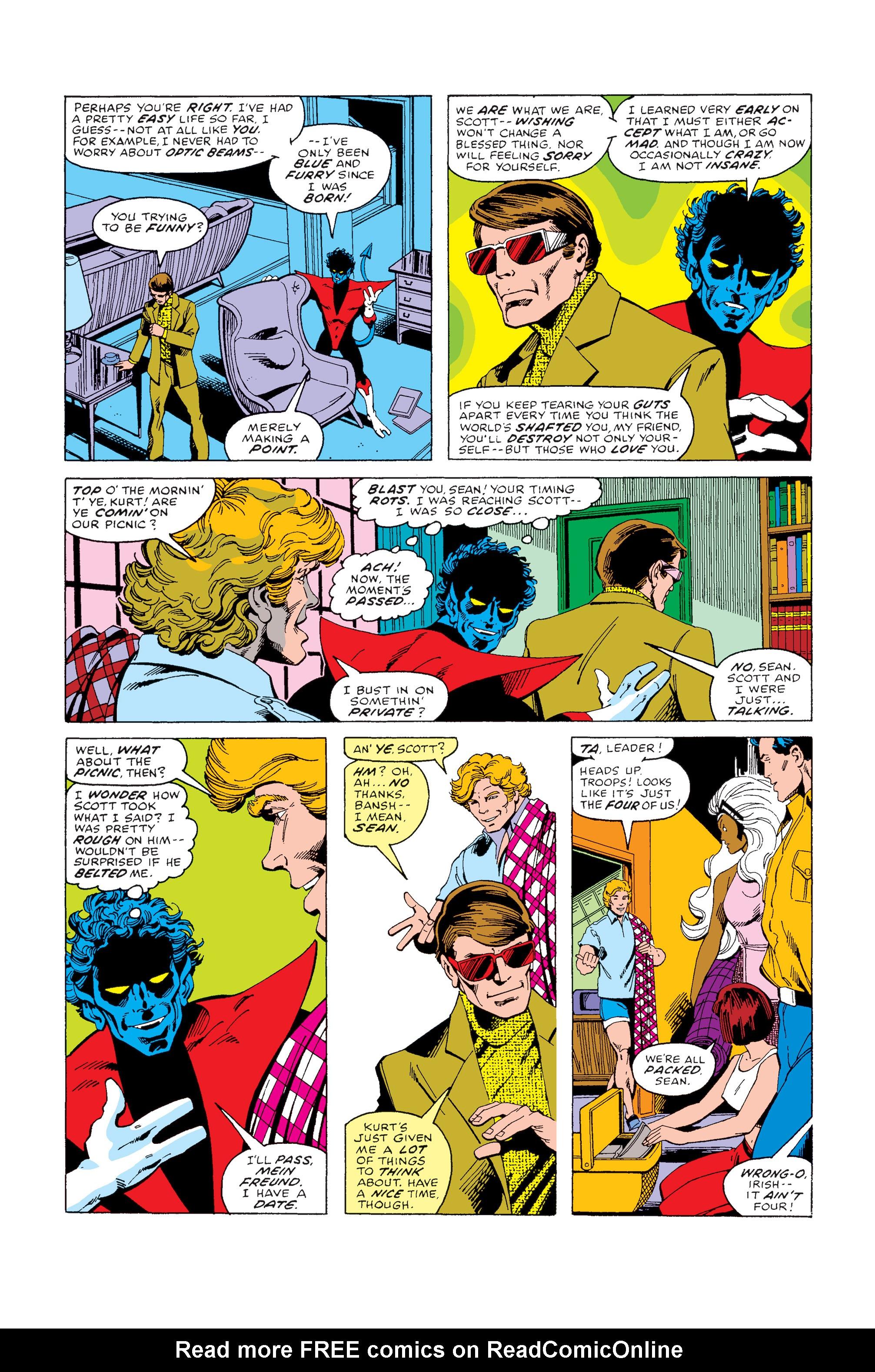 Read online Uncanny X-Men (1963) comic -  Issue #109 - 9