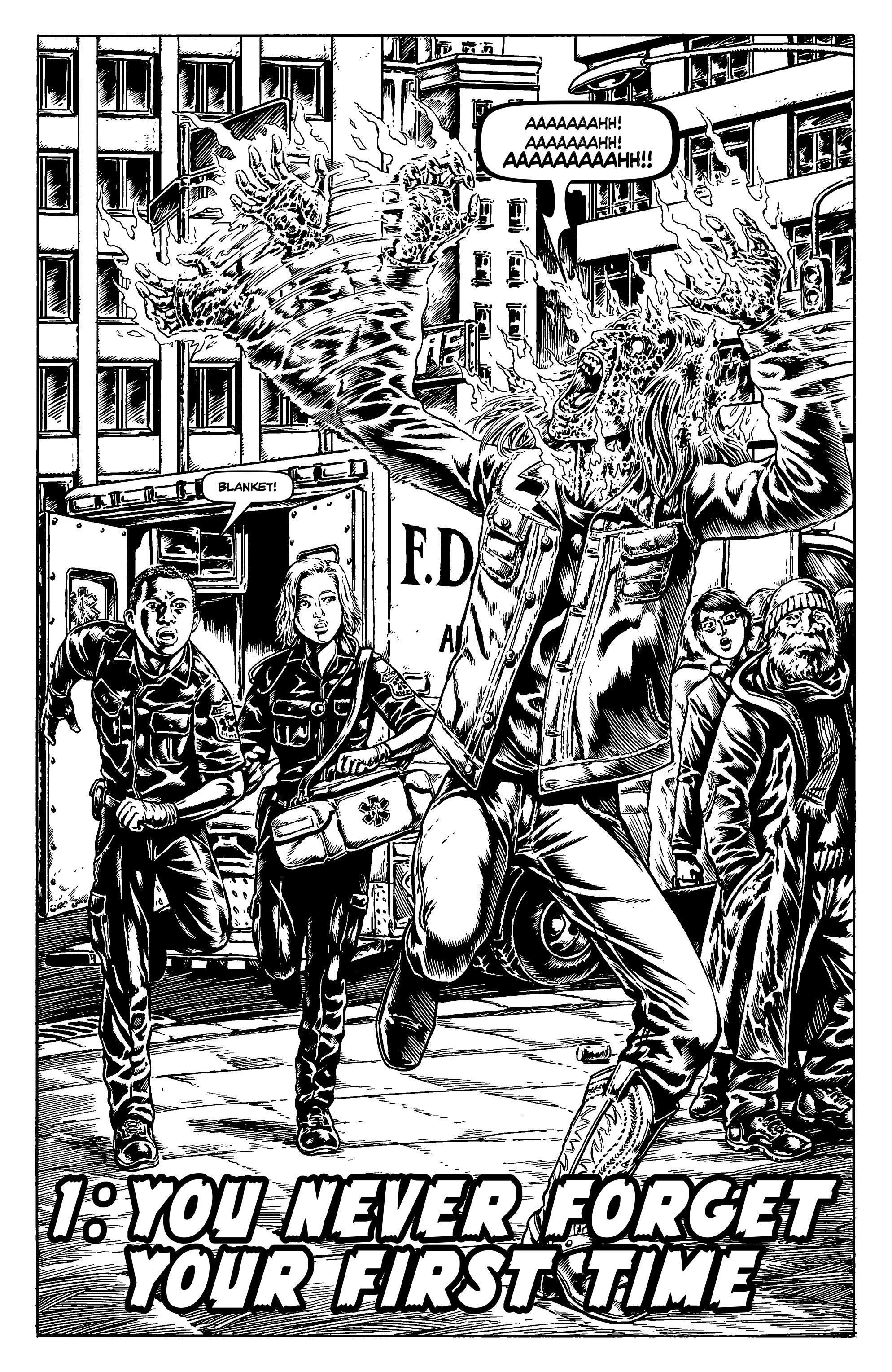 Read online Alan Moore's Cinema Purgatorio comic -  Issue #1 - 15