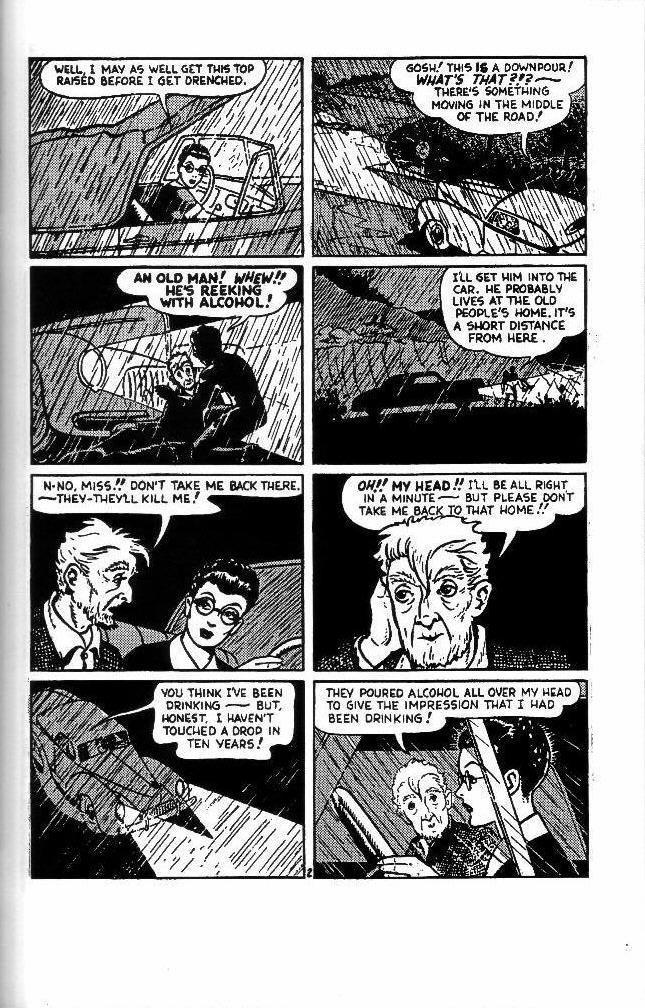 Read online Men of Mystery Comics comic -  Issue #44 - 37