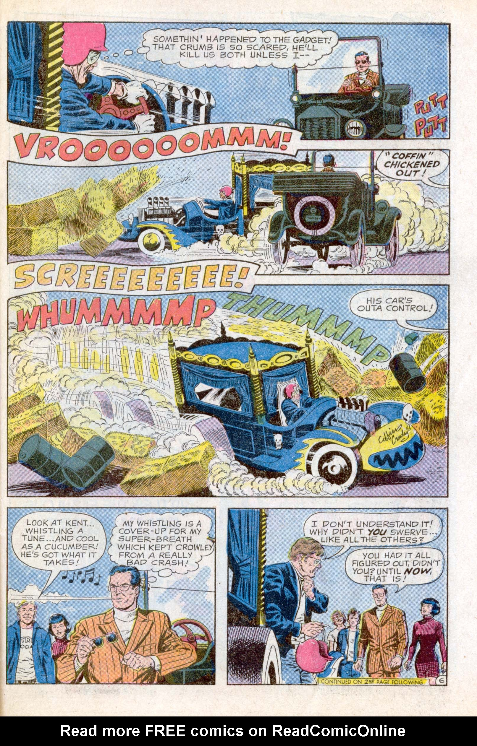 Read online Action Comics (1938) comic -  Issue #394 - 28