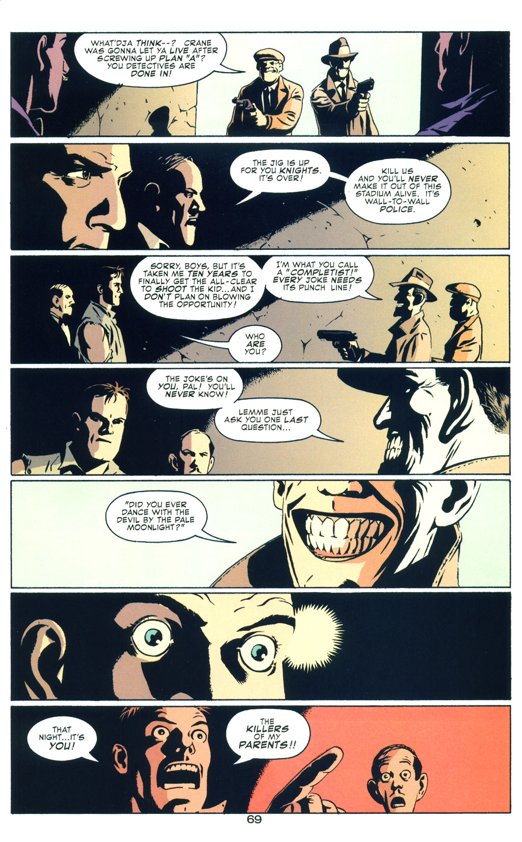 Read online Batman: Detective #27 comic -  Issue #27 TPB - 75