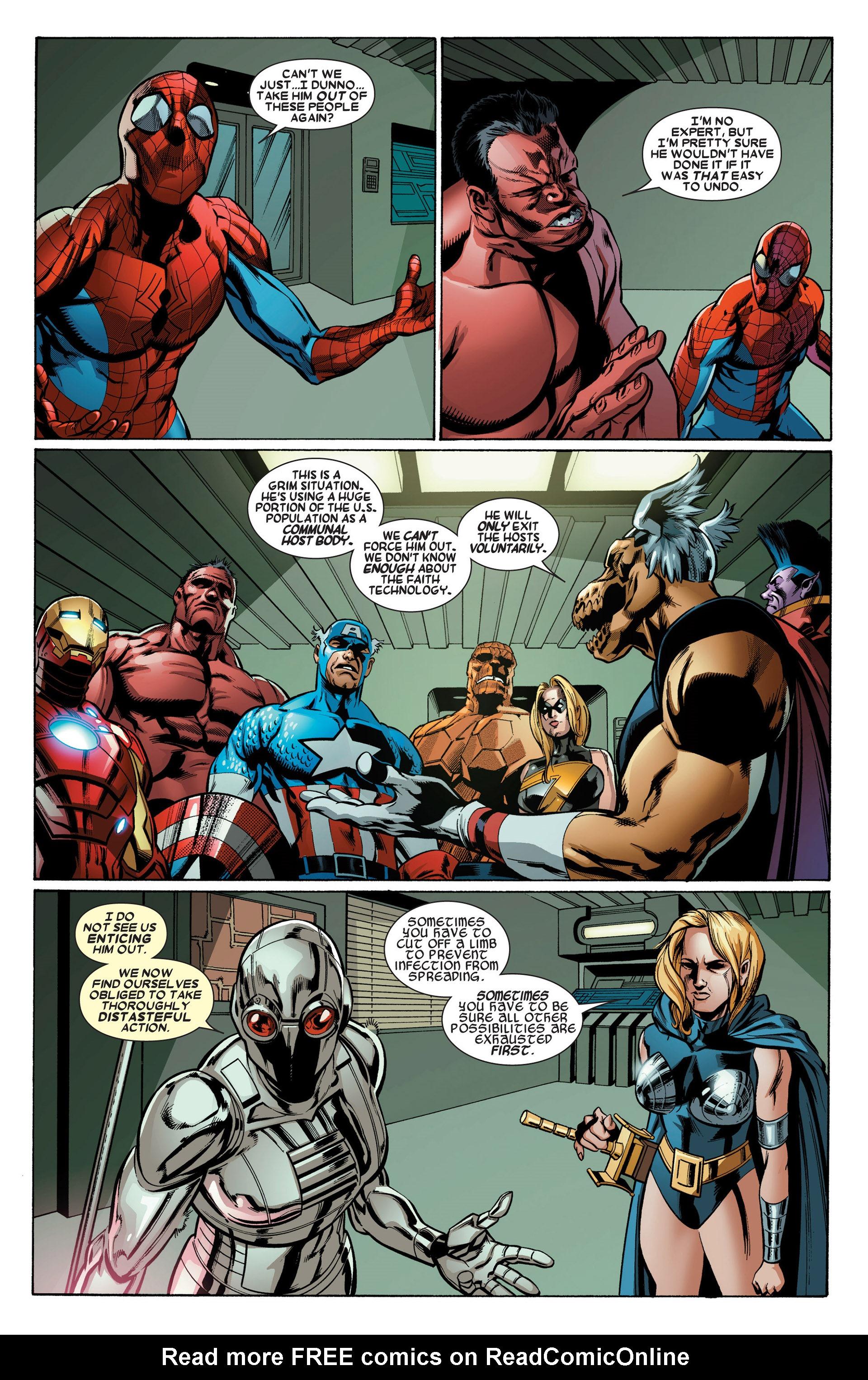 Read online Annihilators: Earthfall comic -  Issue #3 - 12