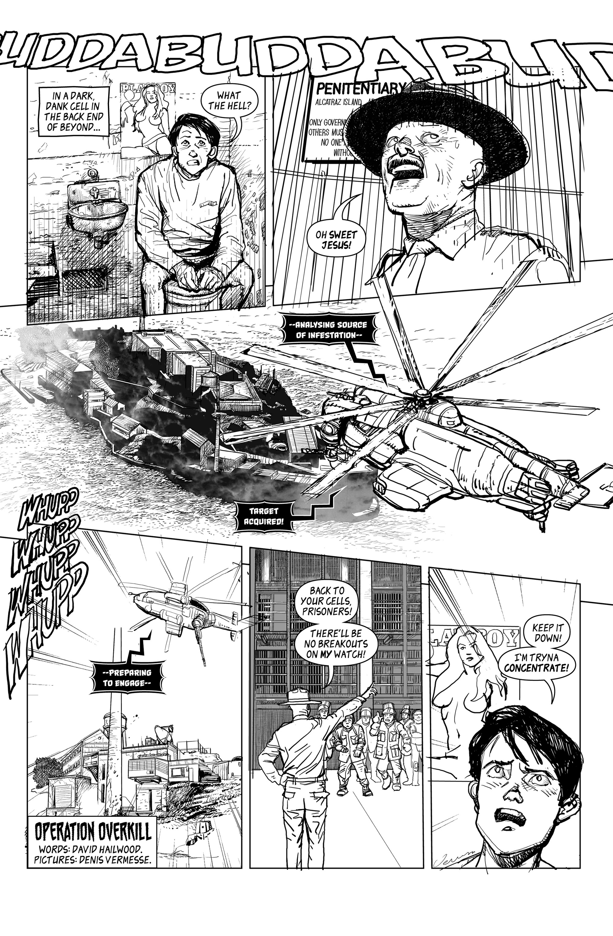 Read online 100% Biodegradable comic -  Issue #12 - 10