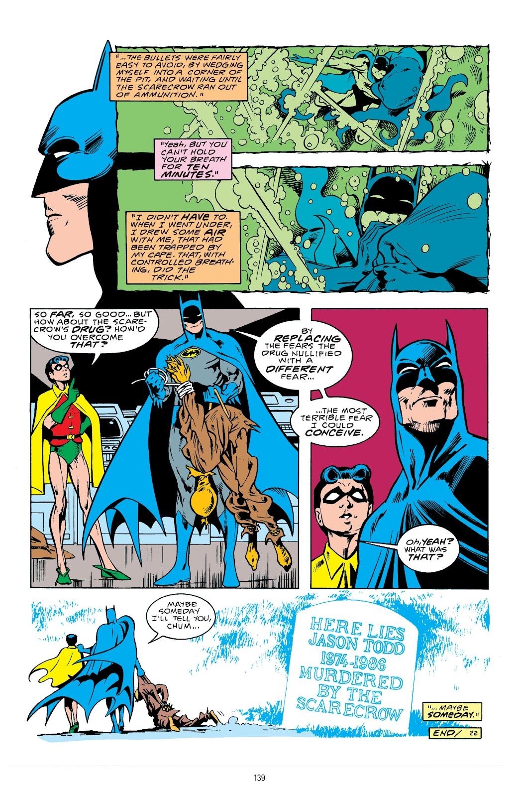 Read online Batman Arkham: Scarecrow comic -  Issue # TPB (Part 2) - 39