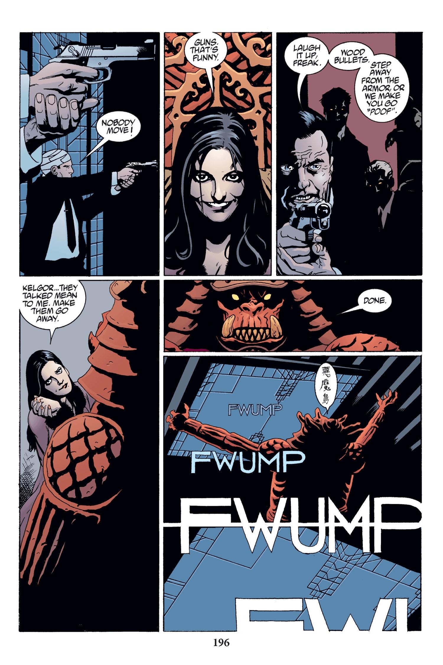 Read online Buffy the Vampire Slayer: Omnibus comic -  Issue # TPB 2 - 190