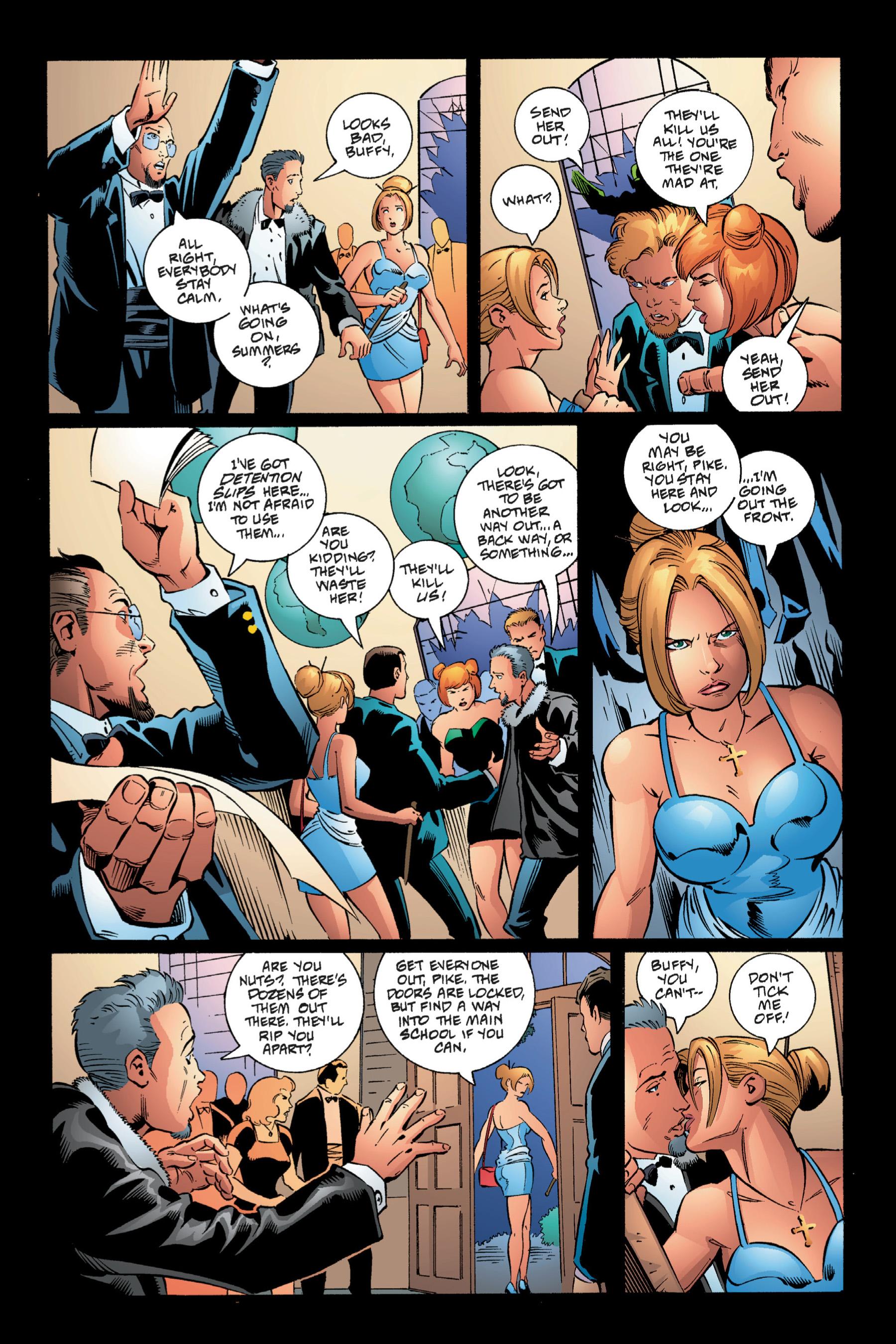 Read online Buffy the Vampire Slayer: Omnibus comic -  Issue # TPB 1 - 89
