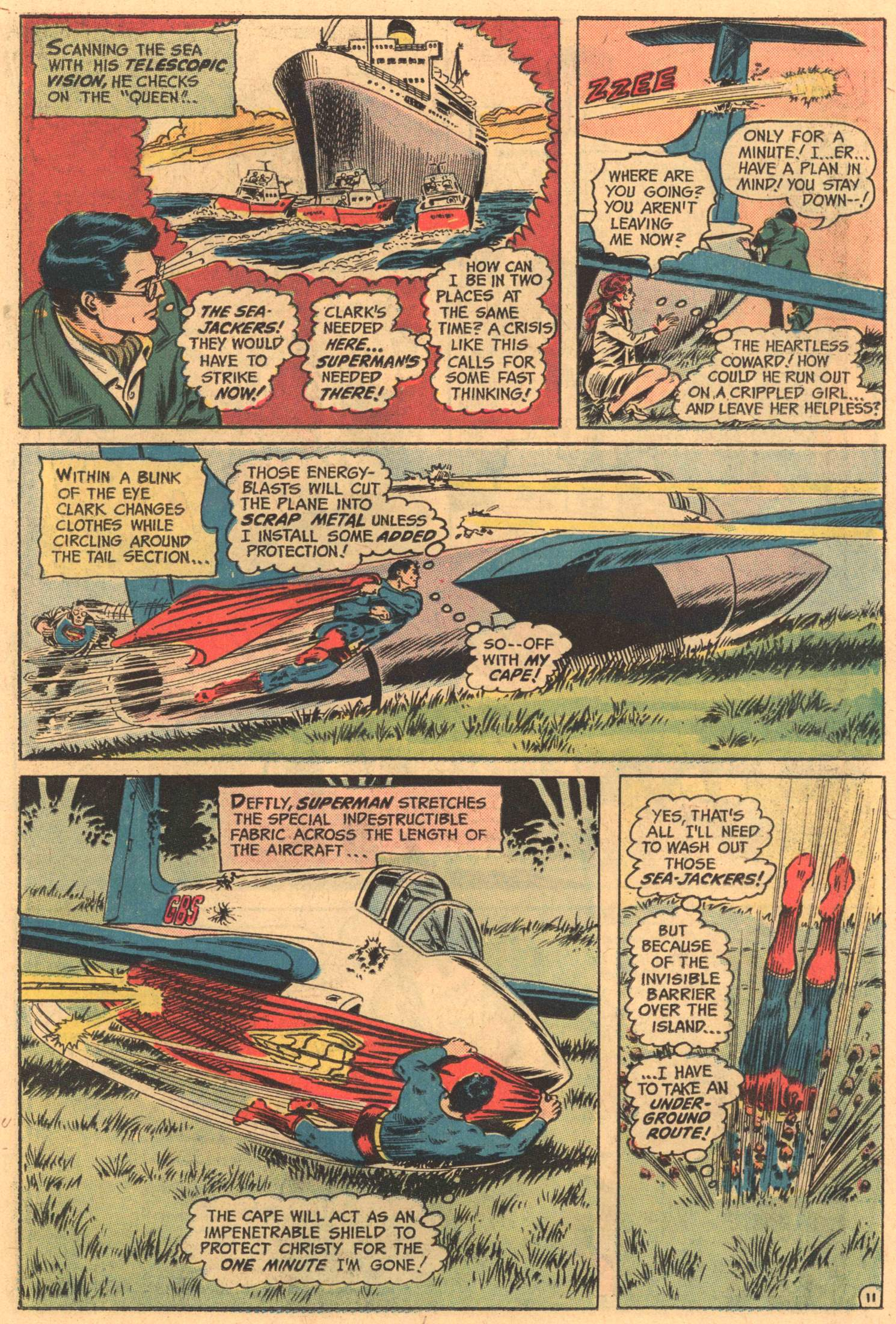 Read online Action Comics (1938) comic -  Issue #416 - 15