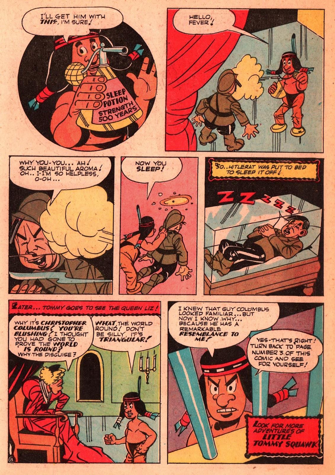Jingle Jangle Comics issue 2 - Page 56