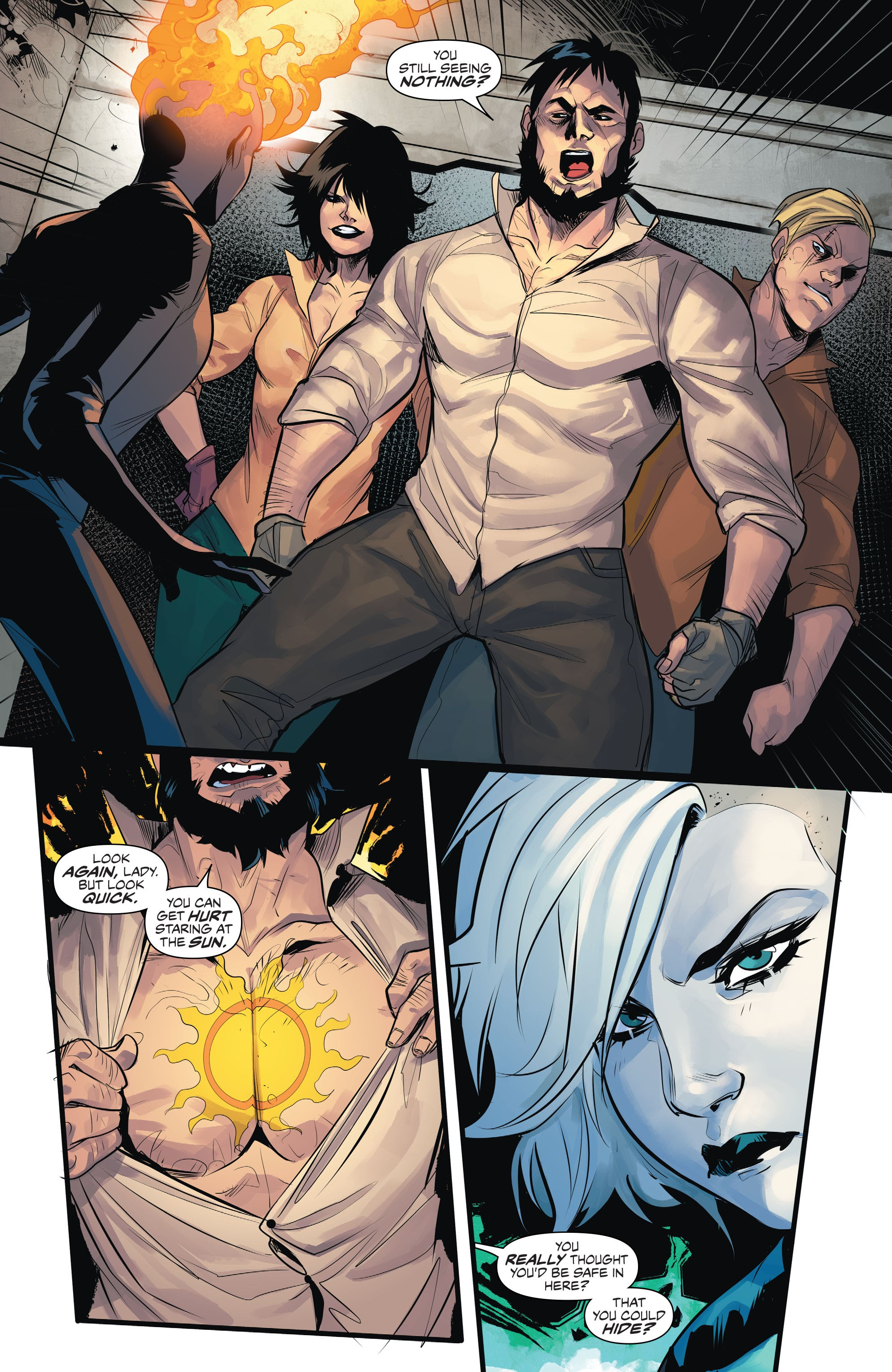 Read online Justice League of America: Killer Frost - Rebirth comic -  Issue # Full - 15