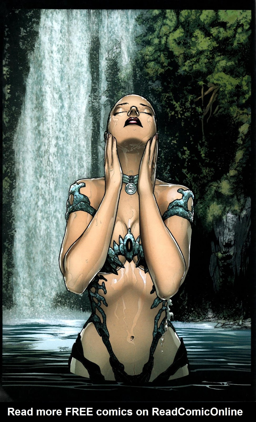 Read online Aspen Splash: Swimsuit Spectacular comic -  Issue # Issue 2010 - 3