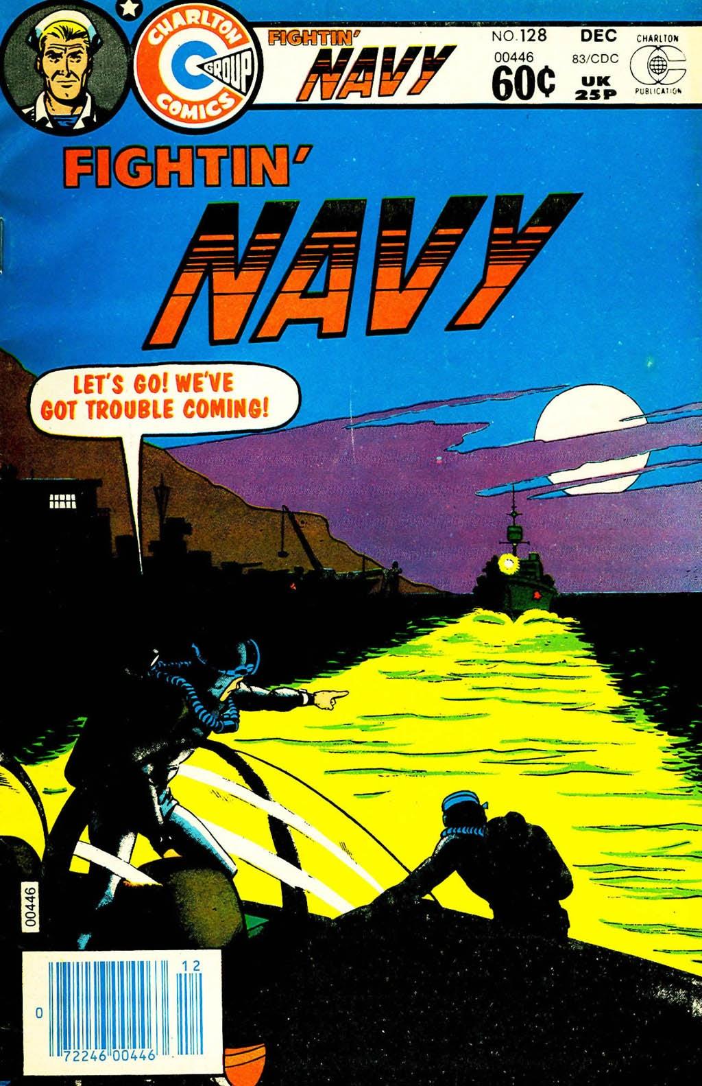 Read online Fightin' Navy comic -  Issue #128 - 1