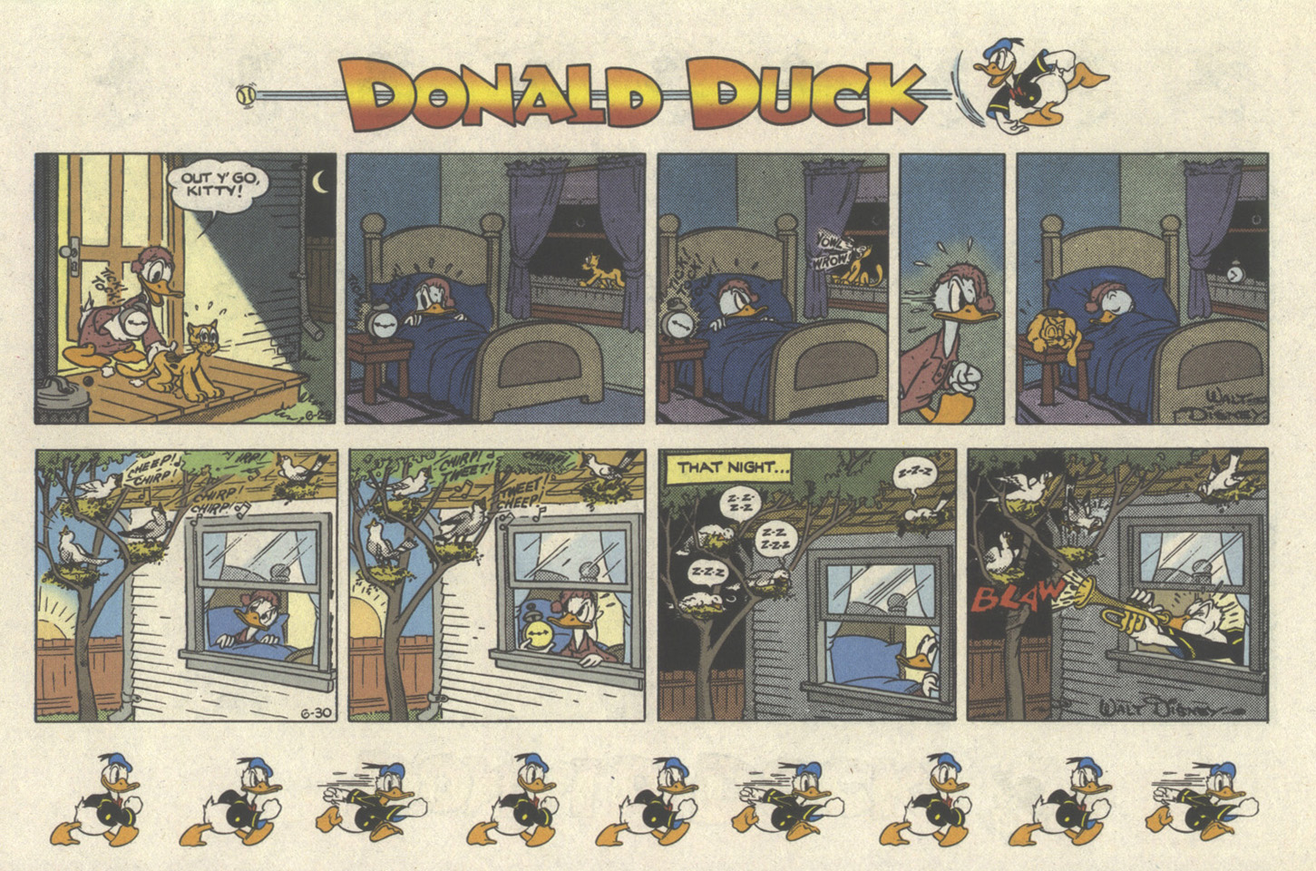 Walt Disney's Donald Duck (1986) issue 298 - Page 20