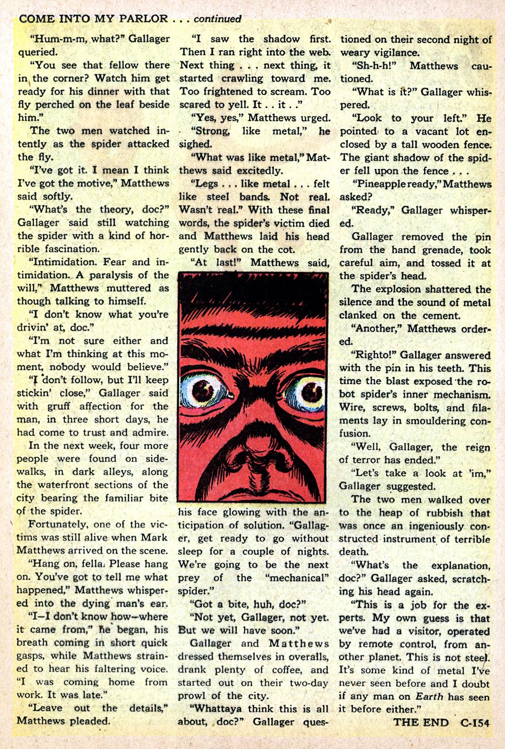 Read online Adventures into Weird Worlds comic -  Issue #17 - 26