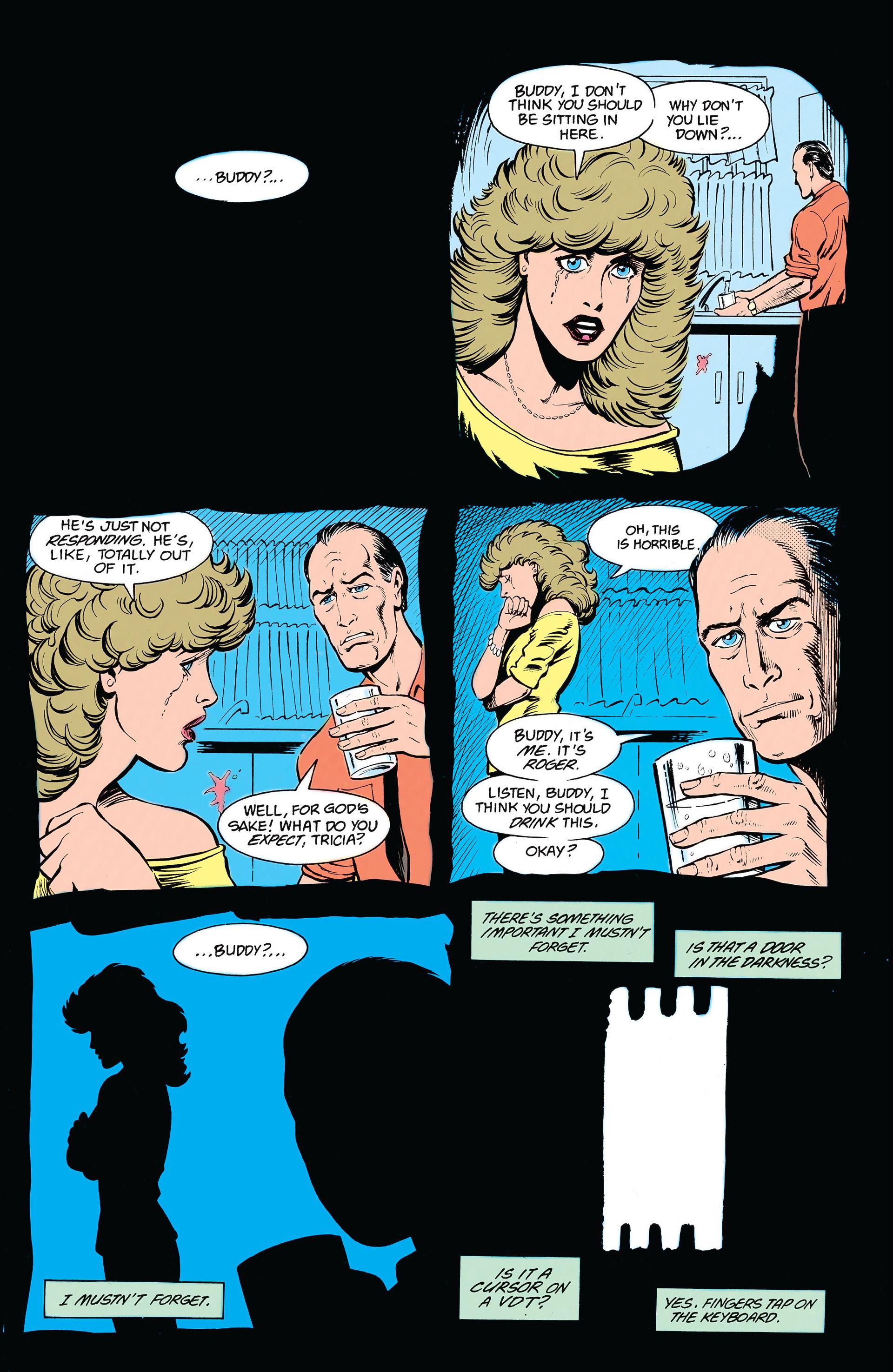 Read online Animal Man (1988) comic -  Issue #18 - 2