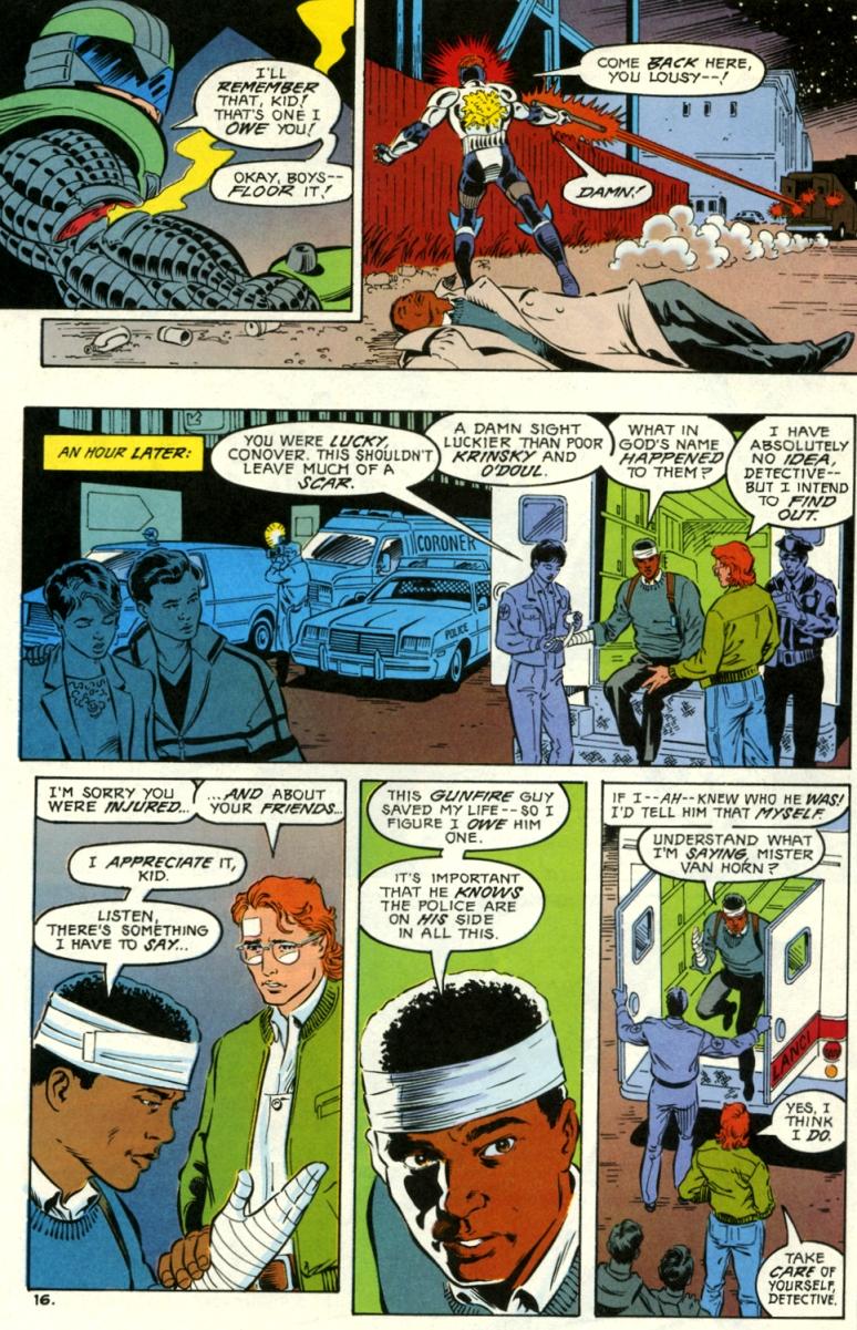 Read online Gunfire comic -  Issue #3 - 20