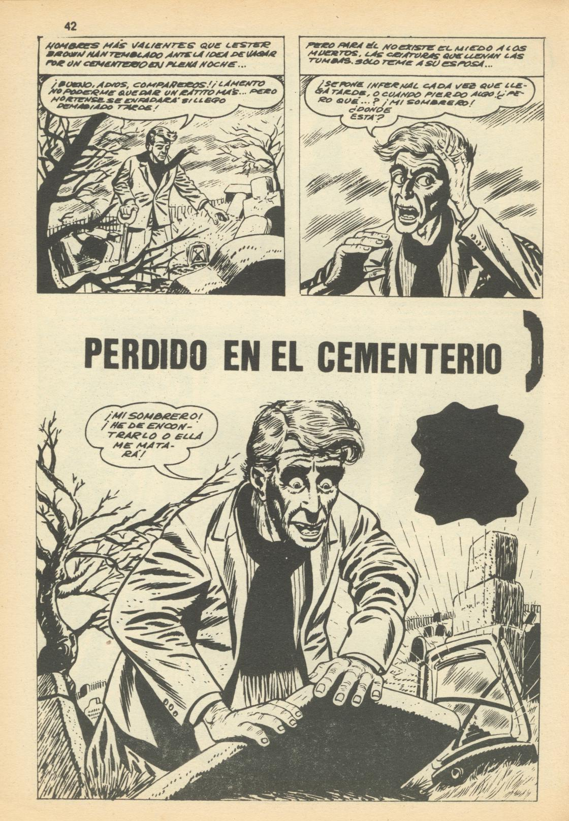 Read online Adventures into Weird Worlds comic -  Issue #12 - 5