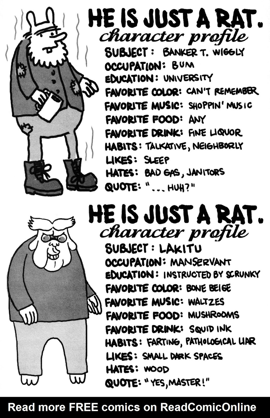 Read online He is Just a Rat comic -  Issue #1 - 49