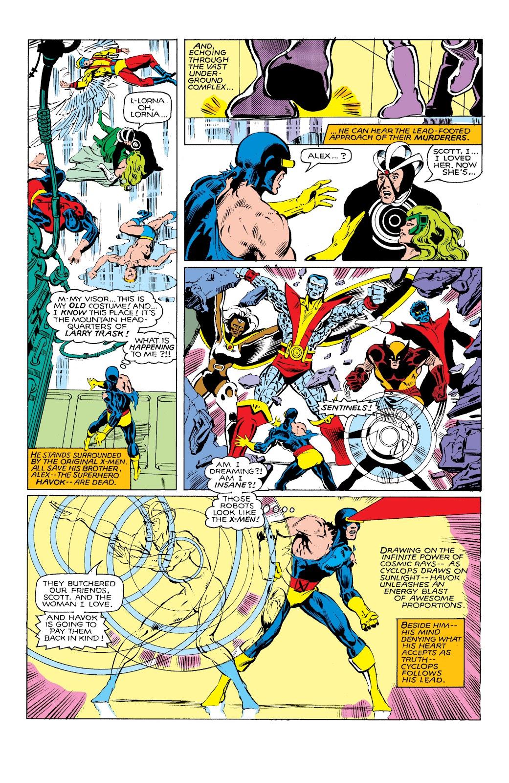 Uncanny X-Men (1963) issue 144 - Page 14
