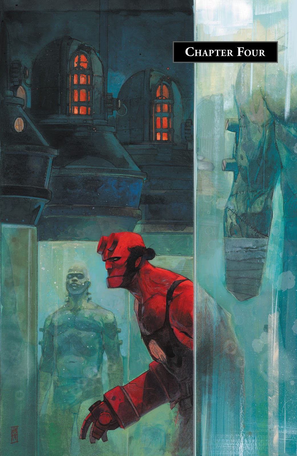 Read online Hellboy and the B.P.R.D. comic -  Issue # _TPB - 78