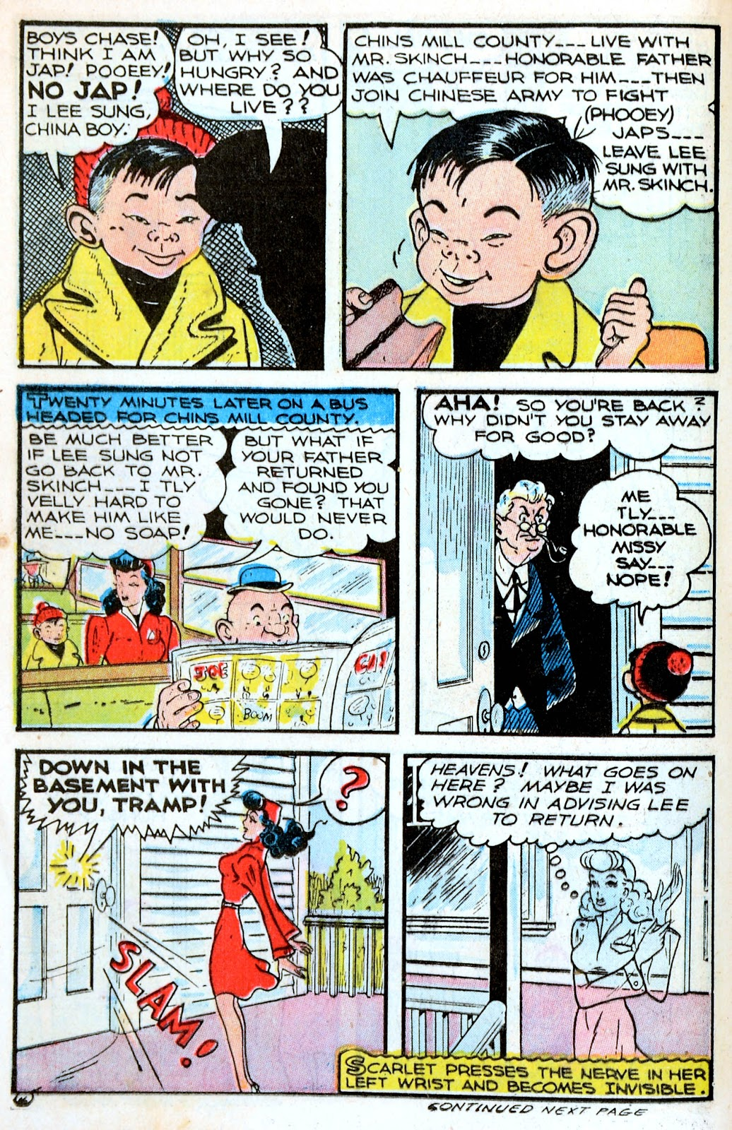 Read online Famous Funnies comic -  Issue #123 - 16