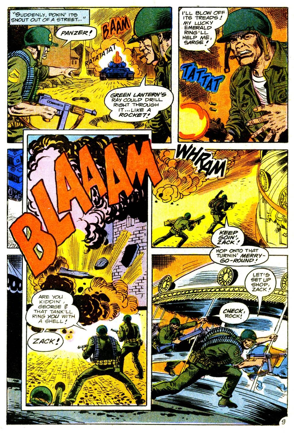 Read online Sgt. Rock comic -  Issue #317 - 14