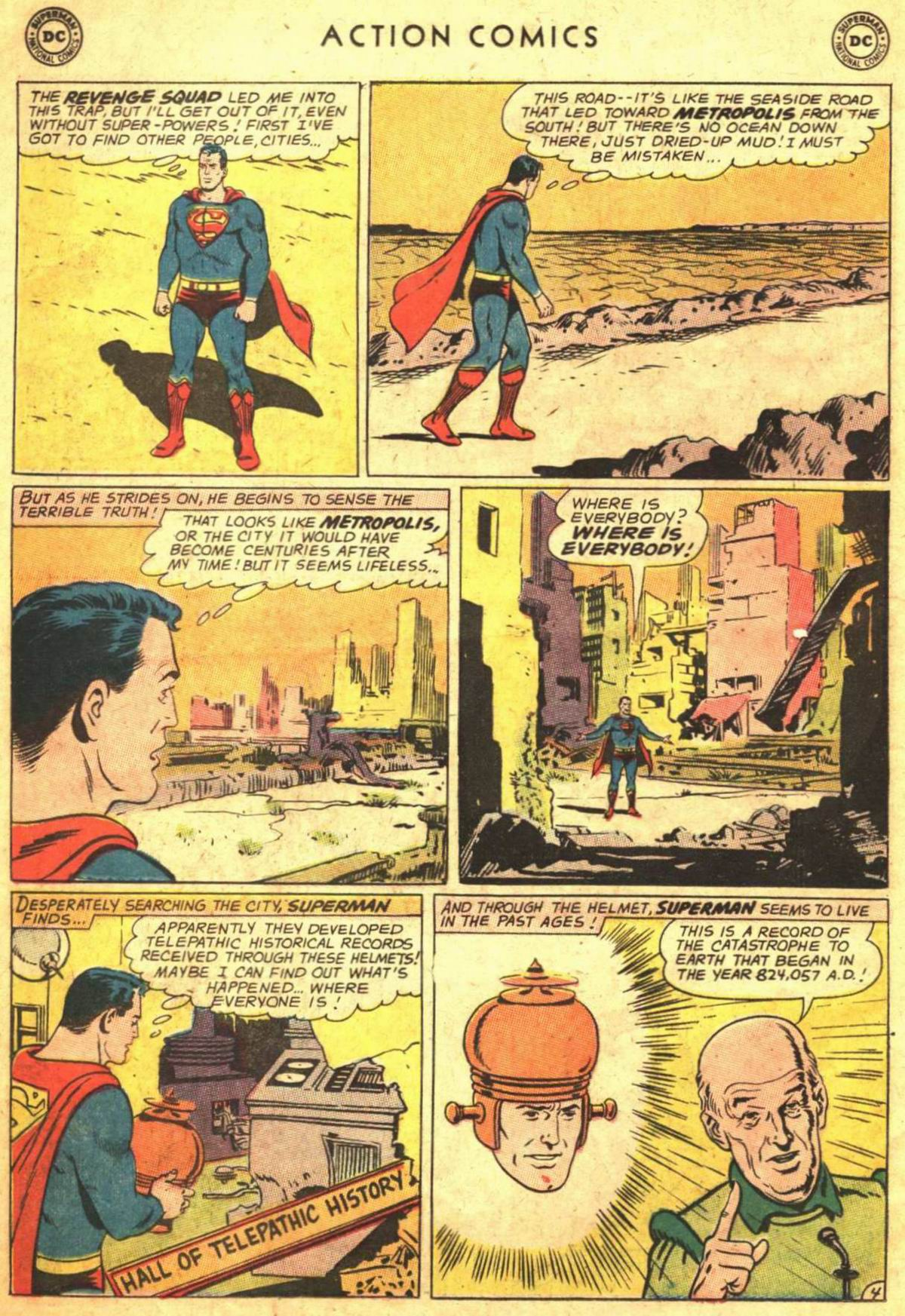 Read online Action Comics (1938) comic -  Issue #300 - 6