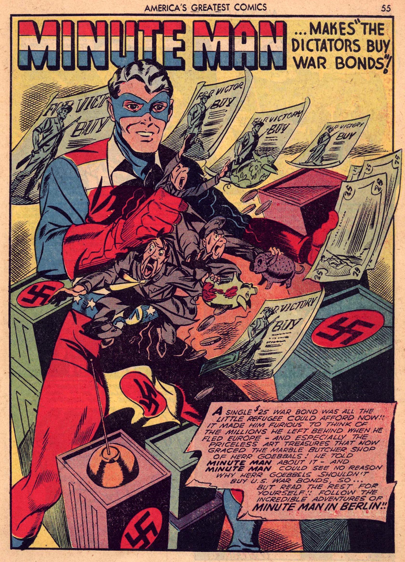 Read online America's Greatest Comics comic -  Issue #7 - 54