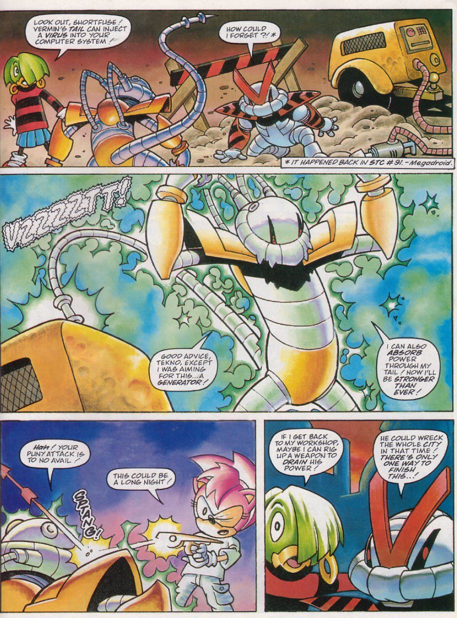 Read online Sonic the Comic comic -  Issue #121 - 23