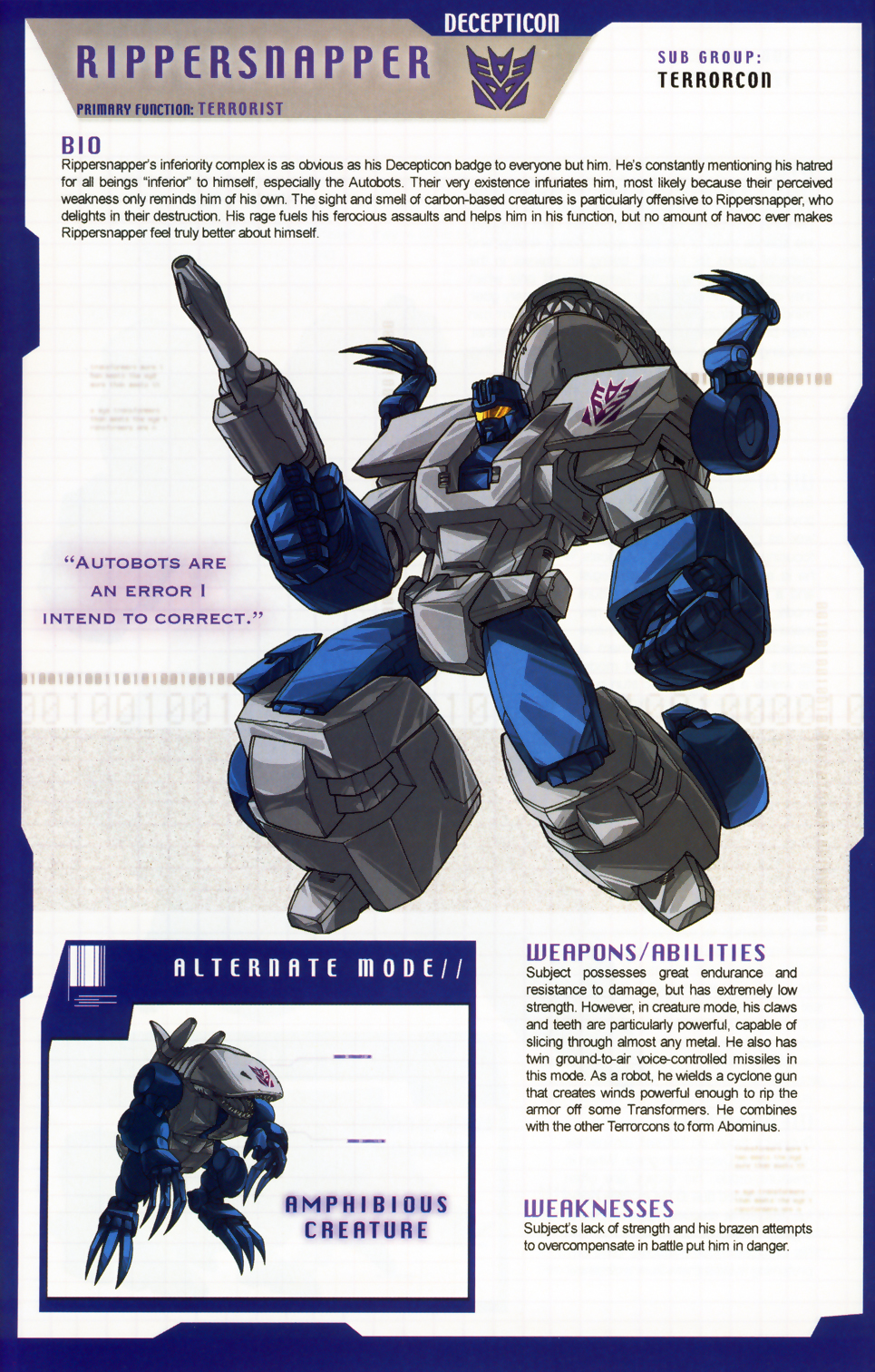 Read online Transformers: More than Meets the Eye comic -  Issue #7 - 14