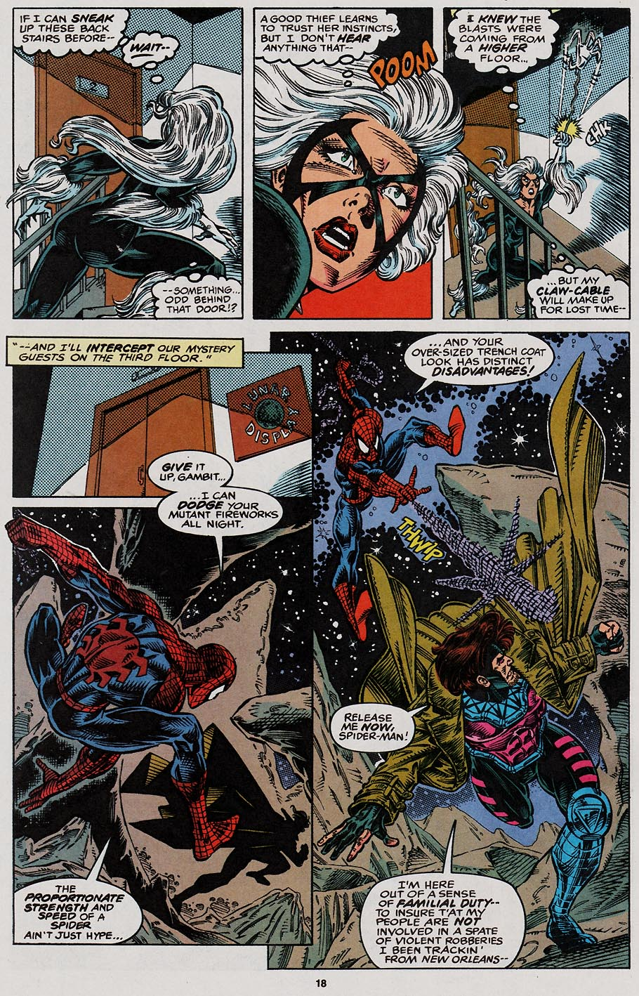 Web of Spider-Man (1985) Issue #113 #123 - English 15