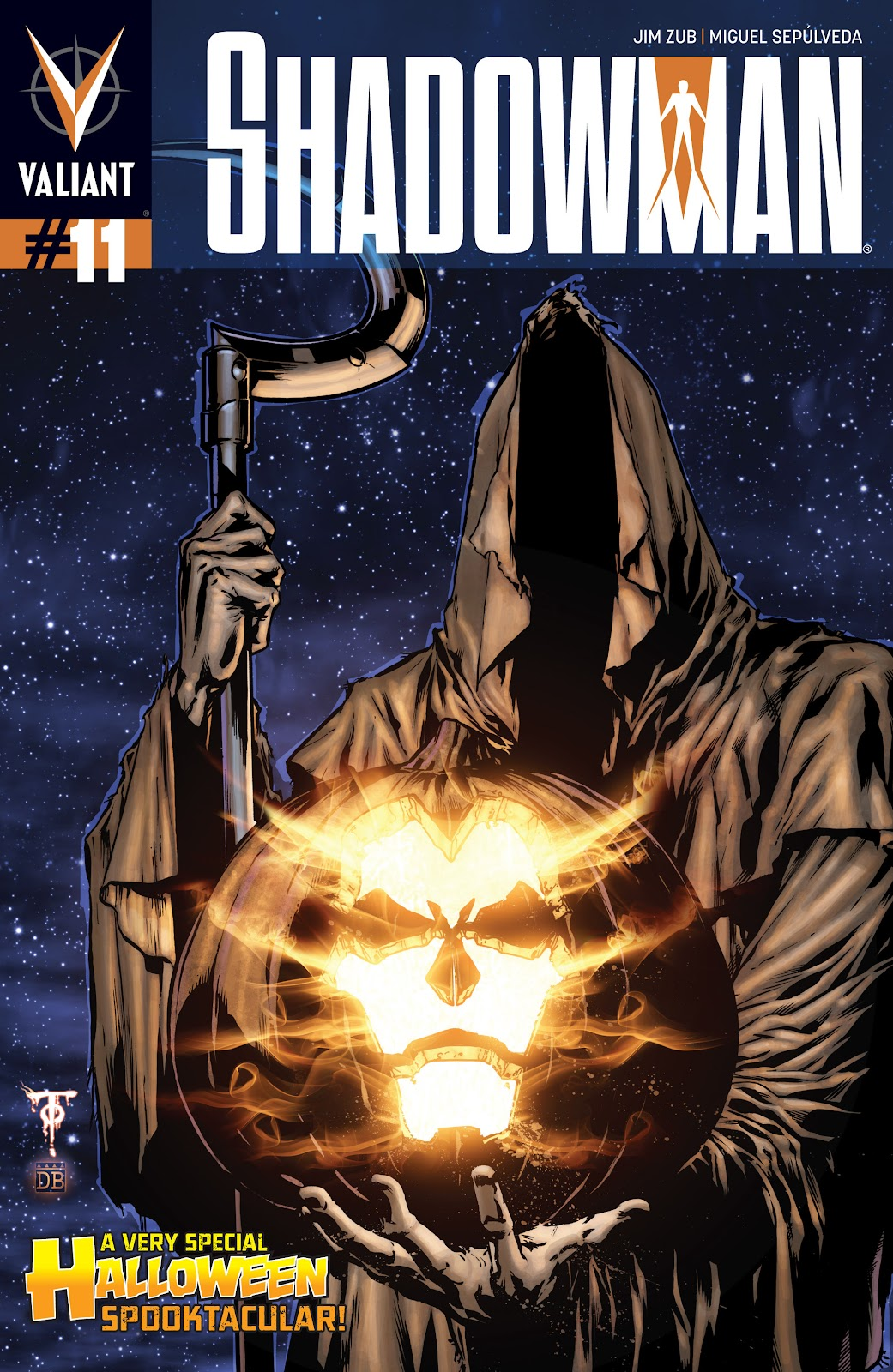 Shadowman (2012) 11 Page 1