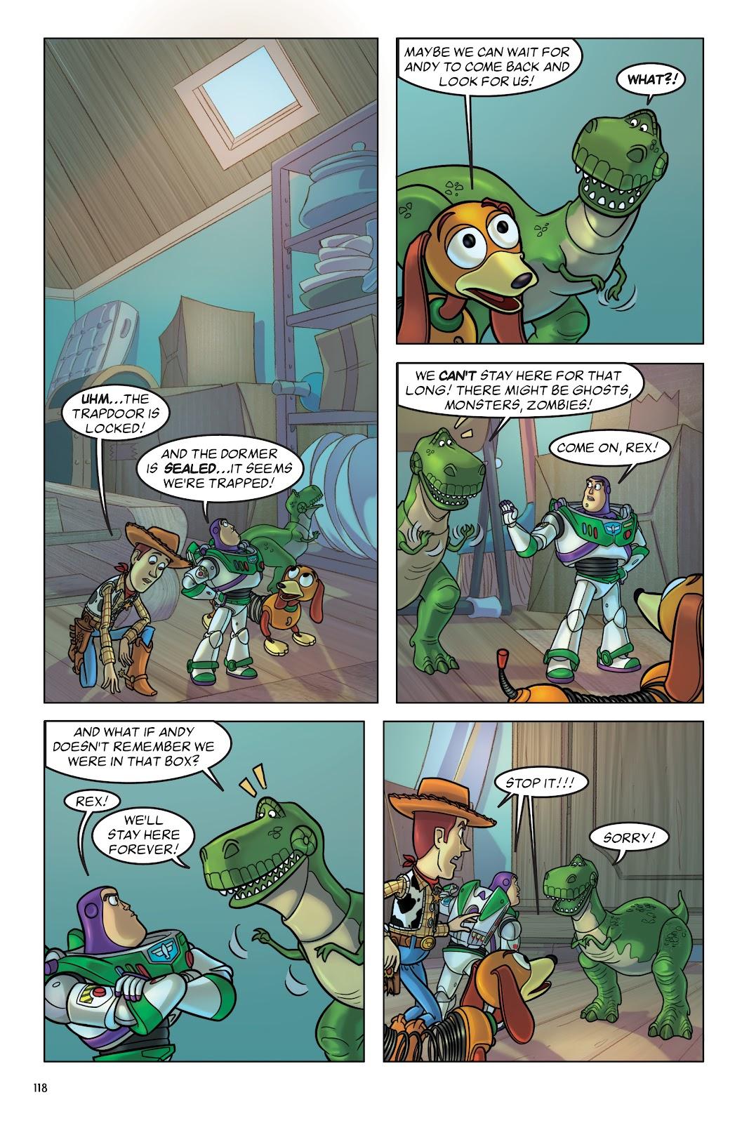 Read online DISNEY·PIXAR Toy Story Adventures comic -  Issue # TPB 1 (Part 2) - 18