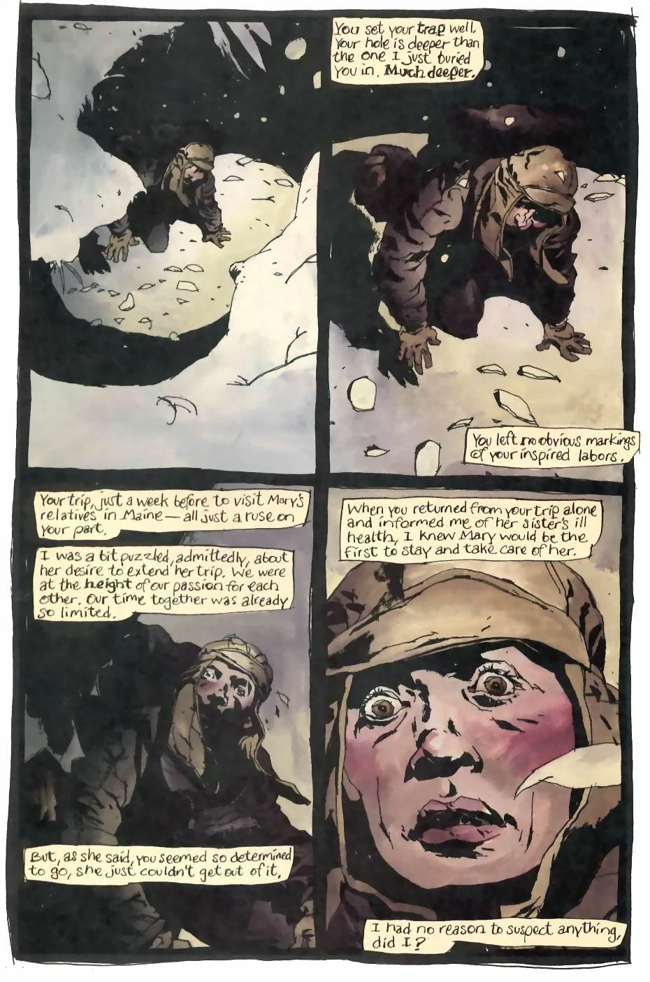 Read online Flinch comic -  Issue #4 - 8