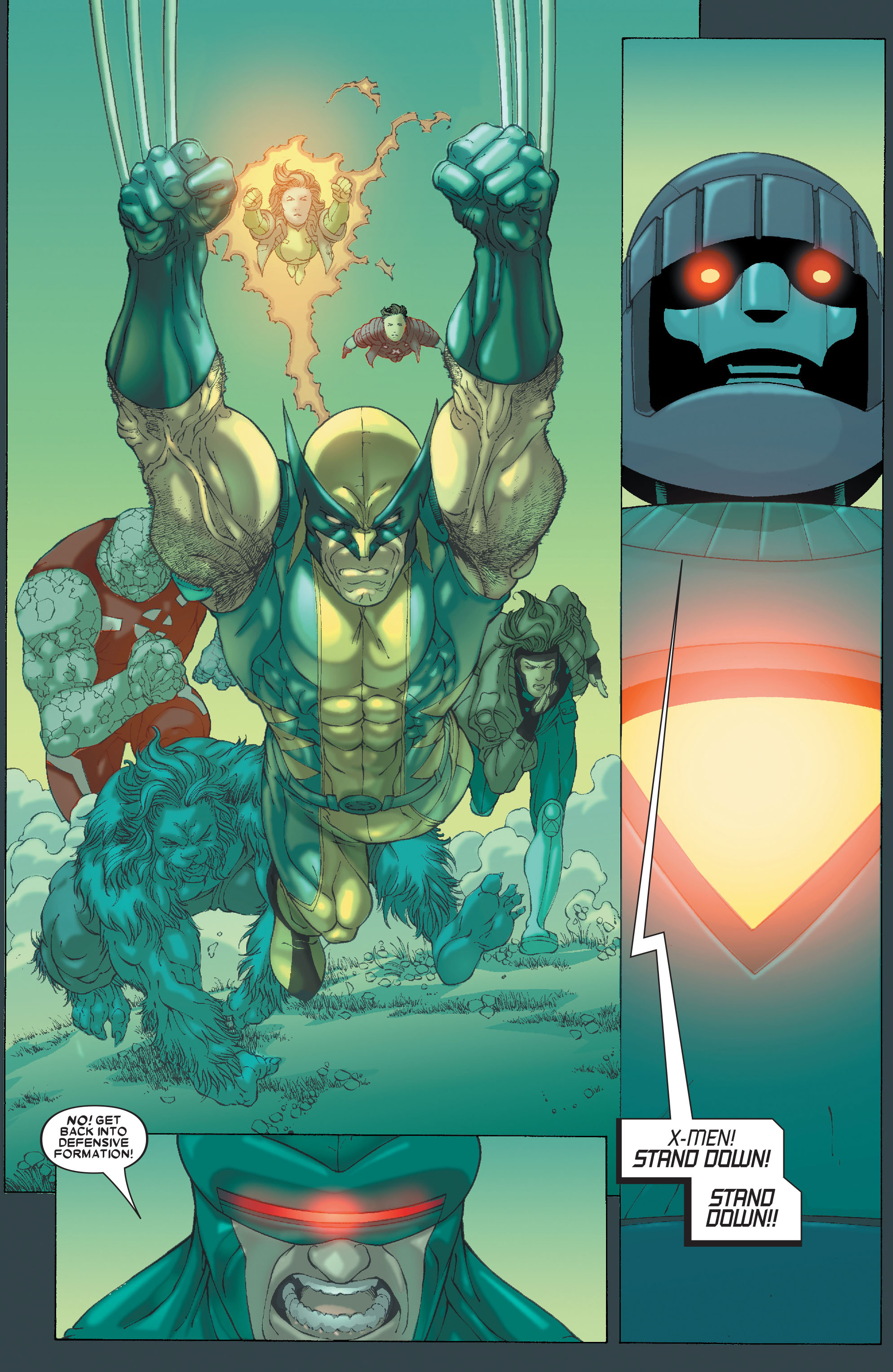 X-Men (1991) 177 Page 3