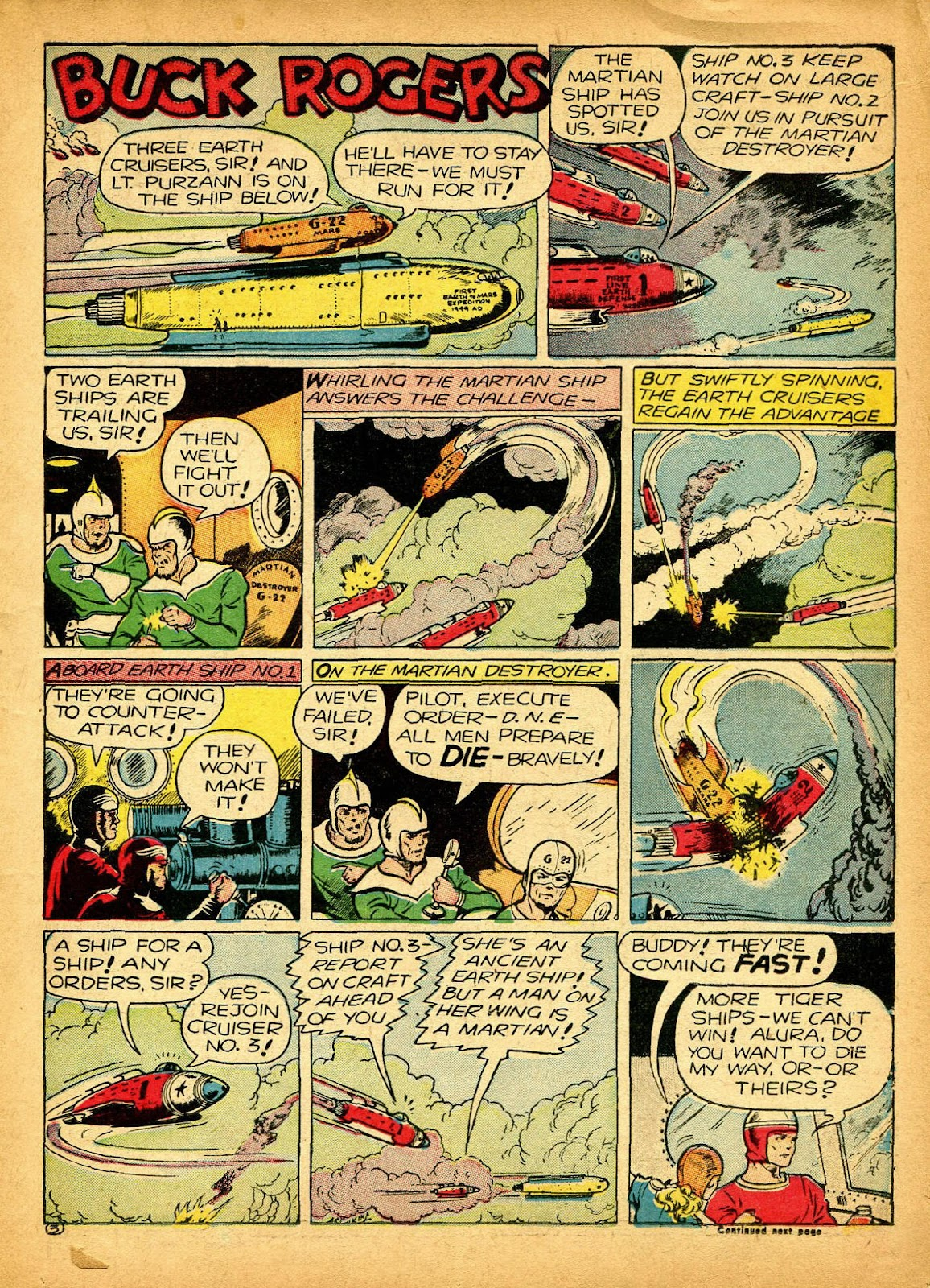 Read online Famous Funnies comic -  Issue #84 - 19