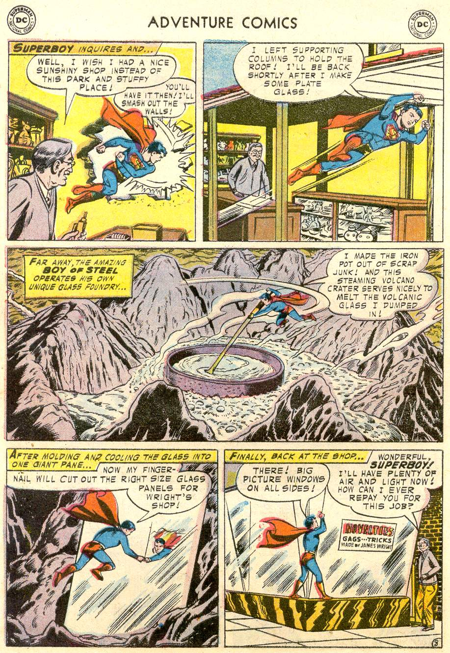 Read online Adventure Comics (1938) comic -  Issue #231 - 11
