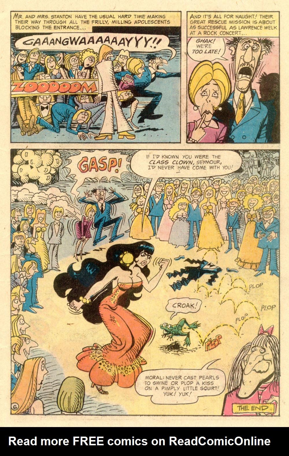 Read online Plop! comic -  Issue #16 - 16